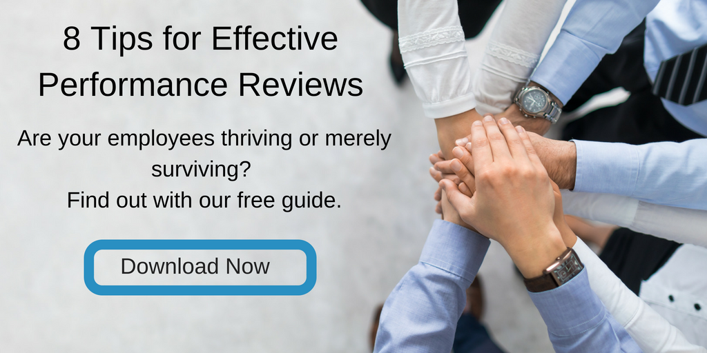 8 Tips for Effective Performance Reviews Whitepaper DL