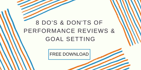 Performance Reviews and Goal Setting Whitepaper DL