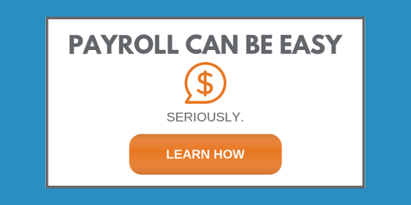 Payroll Can Be Easy Call to Action