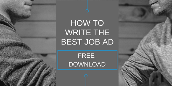 Write your best job ad whitepaper download