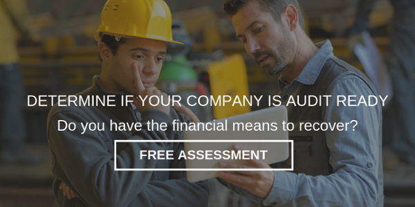 Determine if your company is audit ready free hr assessment offer